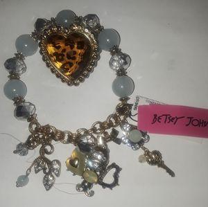 Betsy Johnson......Necklace & Bracelet